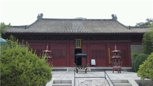 耀州文庙:西北第一殿 浓缩的古代建筑史
