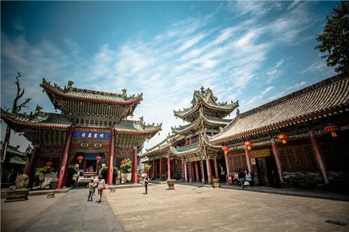 三原城隍廟:殫土木之功窮造形之巧