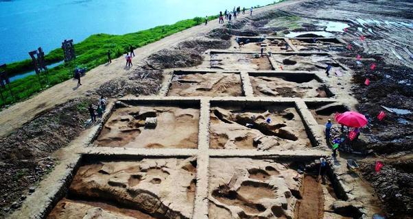 湖南石门宝塔遗址发掘出商代等四个时...