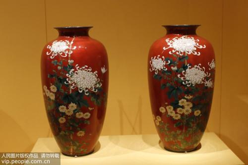 [厦门]十八世纪欧洲瓷器文物13日起在鼓浪屿展出