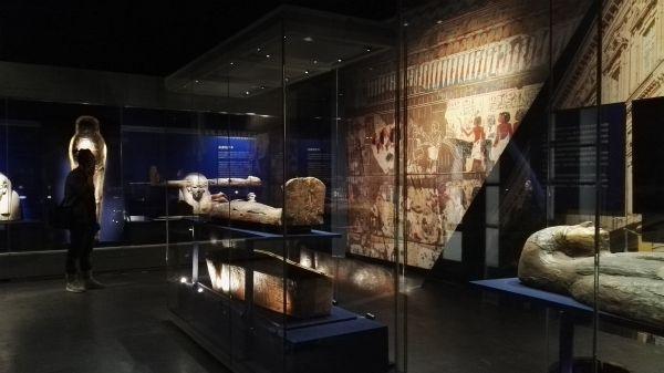 安徽省博物馆将举行古埃及珍贵文物展