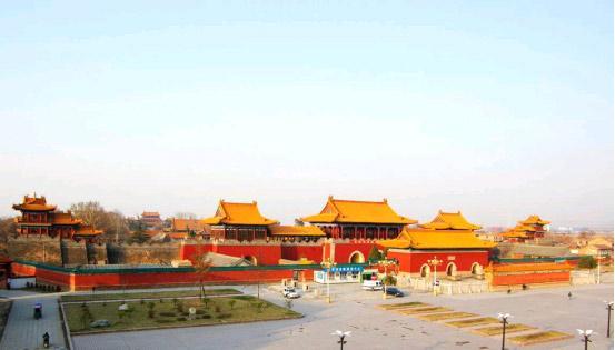 西岳庙:陕西故宫五岳第一庙