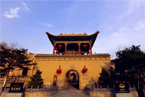 皇城相府:中國北方第一文化巨族之宅
