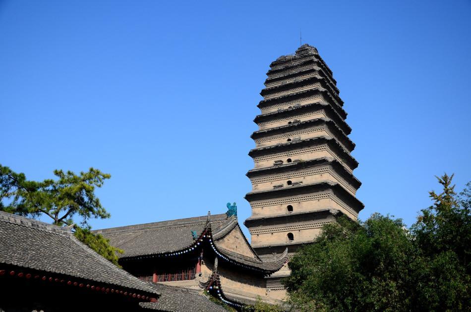 小雁塔:中國早期方形密檐式磚塔的典型作品