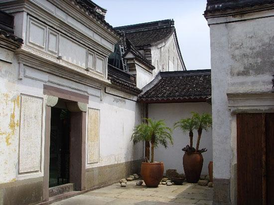 走馬樓:南方民居建筑的特有形式