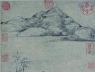 吴湖帆与《汀树遥岑图》