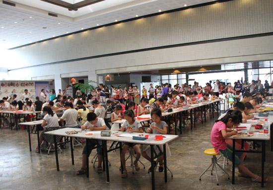 """国际博物馆日,杭州工艺美术博物馆的""""超级连接"""""""