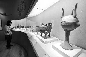 169组件文物讲述通州历史