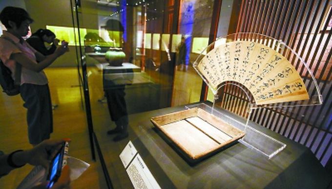 53组件副中心考古新发现亮相 共169组件文物回望通州千年史