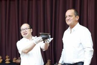 38件巴考沉船出水文物入藏湖南省博物馆