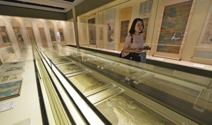 天津博物馆举办系列活动纪念百年华诞