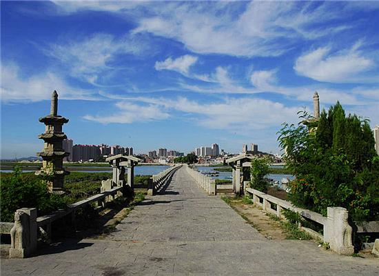 洛陽橋:古代橋梁的狀元