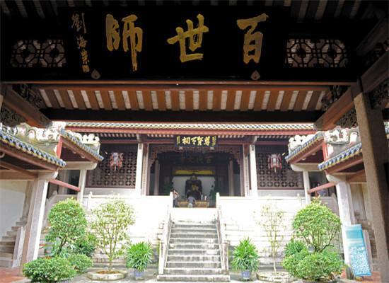 韩文公祠:唐代文学家韩愈的祠庙