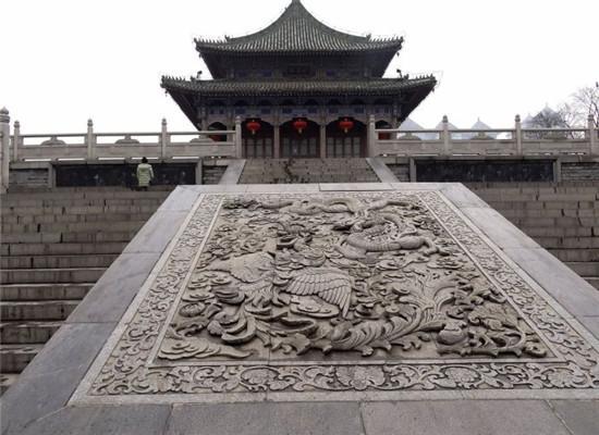 興慶宮:唐長安城三大宮殿群之一