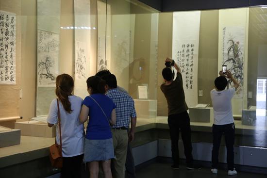 """兰溪市举办""""国际博物馆日""""庆祝活动"""