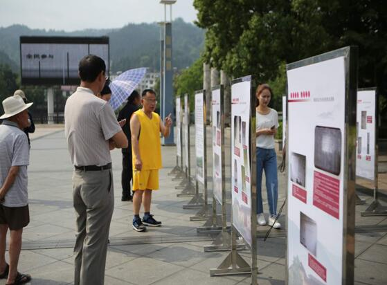 铜鼓县多彩活动迎5•18国际博物馆日
