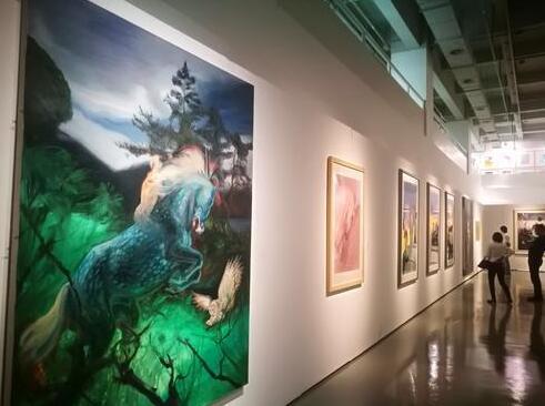 東莞:二十一空間美術館推出5周年系列展