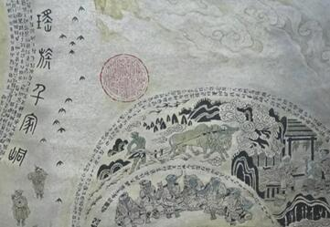 永州市美术馆入藏两件刘双全国画精品