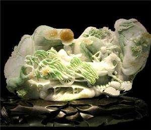 南阳玉在玉石市场中占有相当重要的位置