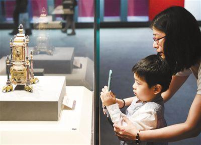 风华清漪——颐和园藏乾隆文物特展