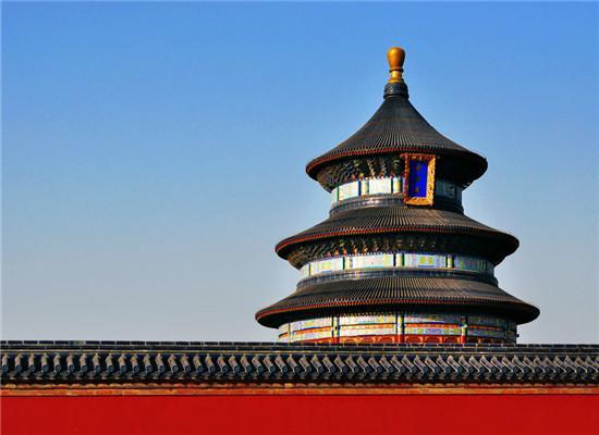 祈年殿:雍容華貴的天壇主體建筑