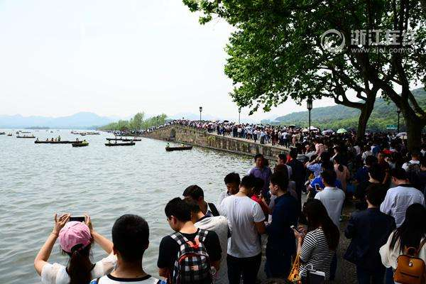 [杭州]西湖景区免费开放公共产品让公众共有共享