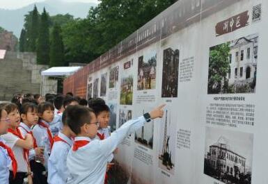 [重庆]红岩联线推出129处革命遗址掠影展