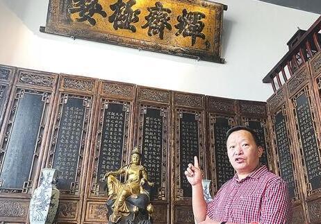 探访云南文物类家具博物馆