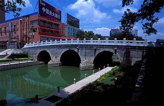 玄津橋:南京明初皇家建筑的孤本