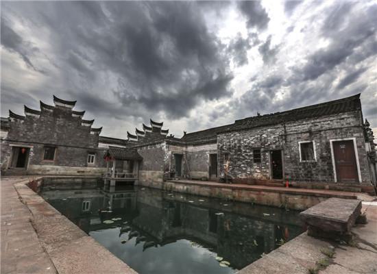 走马塘:中国进士第一村