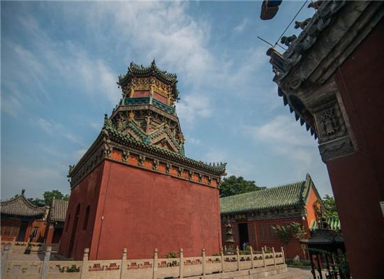 延慶觀:宋元時期漢蒙文化融合的特征
