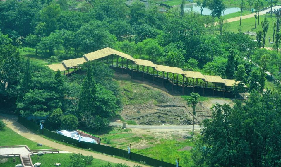 邛崃考古遗址公园正式开园迎客