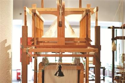 去中国丝绸博物馆看漂洋过海来的织布机吧