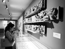 打击文物犯罪成果展在山西博物院开展
