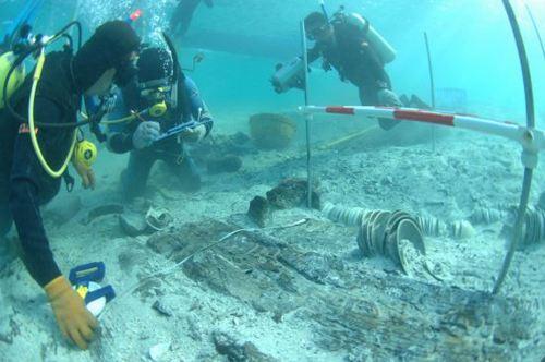 西沙群岛水下考古出新成果