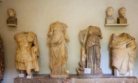 希腊博物馆古董常失踪 原是守夜人监守自盗