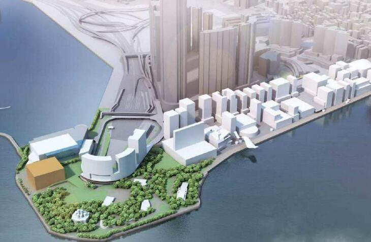 香港故宫文化博物馆动土开建