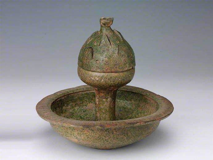 湖南省博东汉陶瓷器