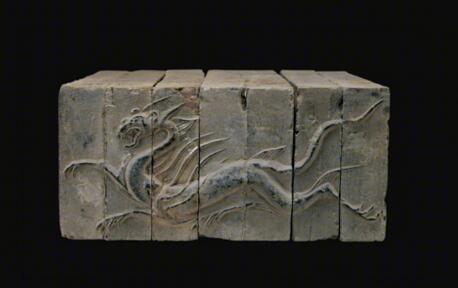 常州利来国际娱乐馆藏南朝画像砖