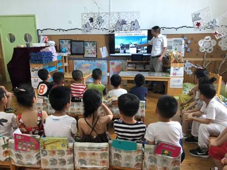 """[宁波]迎""""六一""""儿童节,""""文博讲堂""""走进海曙幼儿园"""