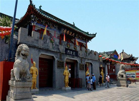 天波杨府:集历史文化和宋代建筑群于一体