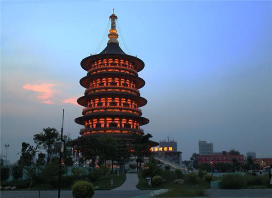 隋唐洛陽皇宮