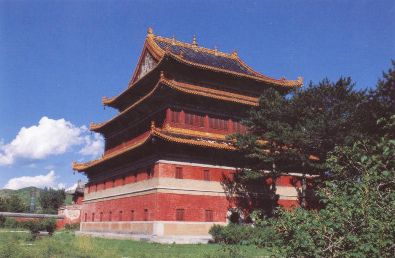 安遠廟:準噶爾部盛大的夏季集會