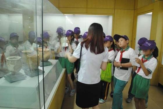 吸引更多公众走进博物馆