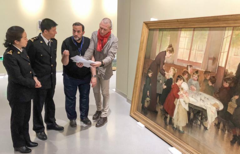 云南省博物馆将举办法国梦:学院与沙龙艺术展