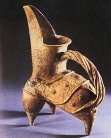 龙山文化白陶鬶