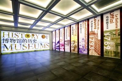 博物馆,涵养现代城市文明