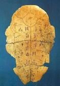 甲骨文是中国目前已知最古老的汉字
