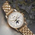 外媒称埃及国王古董手表91万美元被拍卖