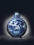 """""""乾隆三希""""御窑瓷器在佳士得香港成交逾1.6亿港币"""